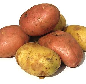 Nidos de patatas con cerdo