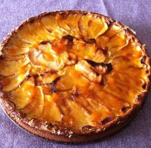 receta gratis tarta de manzana