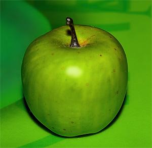 Salsa de manzana