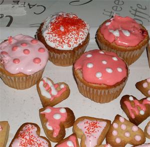 La Fresa, estrella de San Valentín
