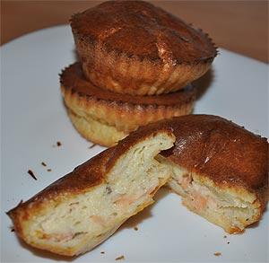 Empanada con berenjena y calabacín