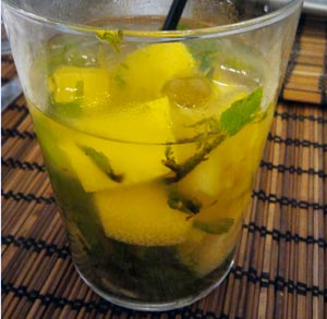 receta-gratis-limonada-con-menta