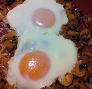 receta-de-cocina-huevos-con-champinones