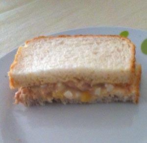 receta-de-cocina-sandwich-atun-huevo-maiz