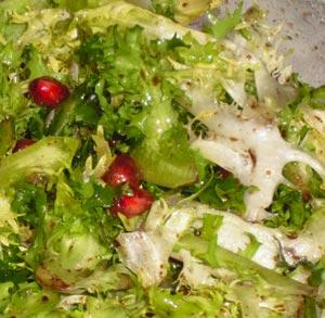 receta-gratis-ensalada-granada-queso-cabra