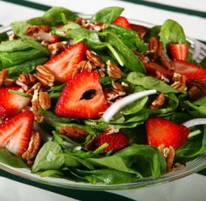 receta-gratis-ensalada-fresas-y-nueces