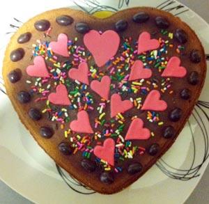 receta-gratis-bizcocho-san-valentin-chocolate-crema-orujo