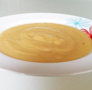 receta de cocina crema de berenjena