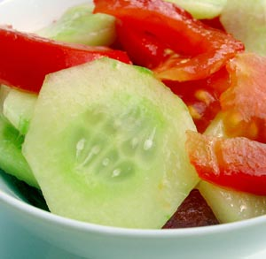 receta gratis de ensalada de pepino