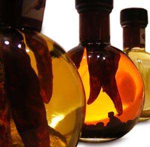 receta de cocina aceite de hierbas