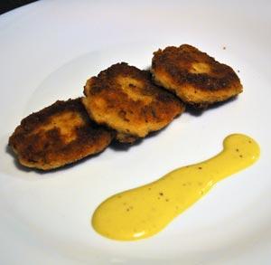 receta de cocina bocados de pollo y queso