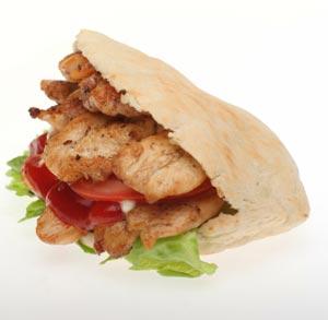 receta gratis kebab pollo