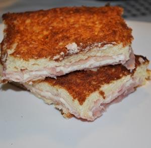 receta de cocina sandwich gigante