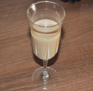 recetas gratis coctel cafe