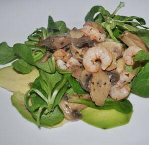 receta cocina ensalada aguacate