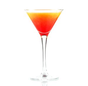 receta cocina coctel sorbete naranja