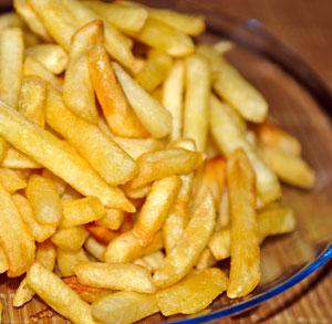 truco como freir patatas fritas