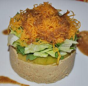 receta cocina ensalada pate mejillones atun surimi