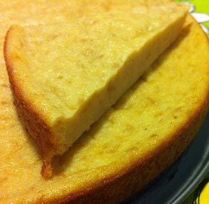receta gratis bizcocho de pan duro