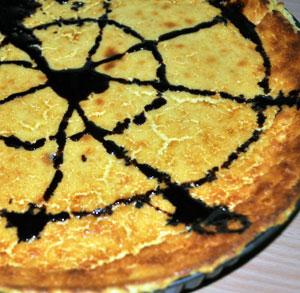 receta gratis tarta queso calabaza halloween