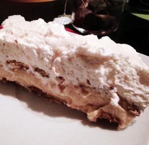 receta gratis tarta domingo crema nata