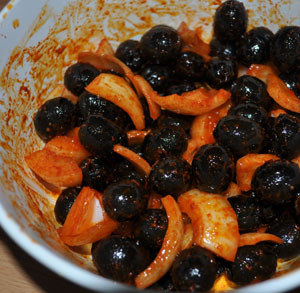receta gratis aceitunas pimento vera