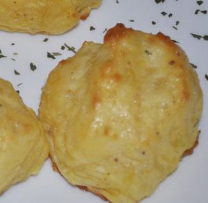recetas gratis bombitas patatas queso