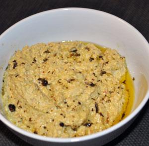 receta gratis pate olivada aceitunas verdes