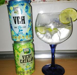 receta gratis coctel caipirinha vichy catalan