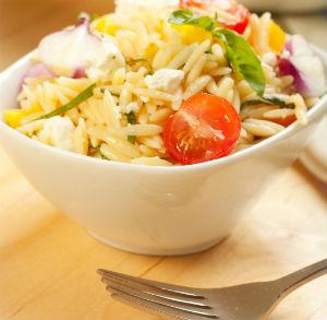receta gratis ensalada arroz piña