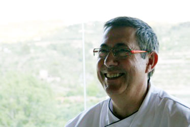 Jose Luis Olcina la montaña de aliños