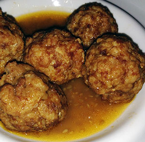 recetas gratis albondigas de curry
