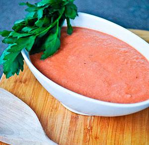receta gratis salsa mayonesa ajo piquillos