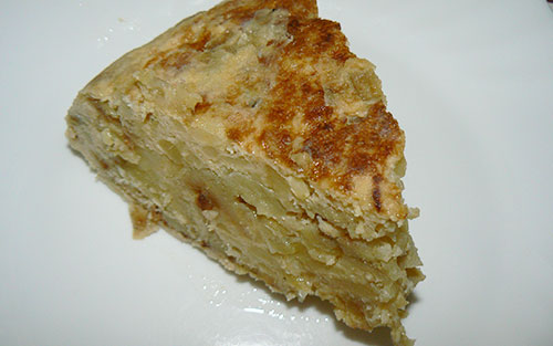 Apple Pie o Tarta de Manzana americana