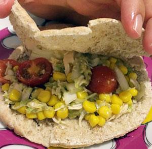 receta gratis kebab de aguacate