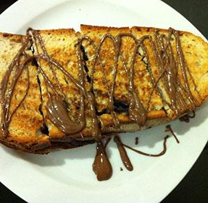 receta gratis crema cacao casera