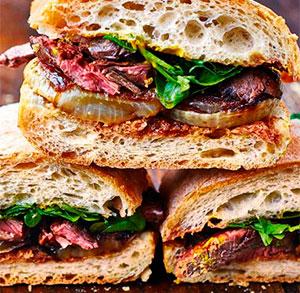 receta gratis bocadillo ternera jamie oliver