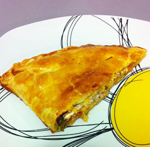 receta facil empanada pisto sardinas