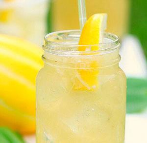 receta gratis agua con limon