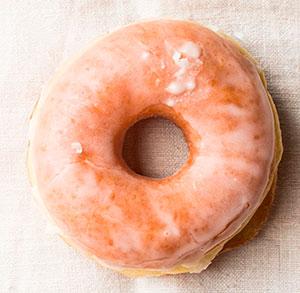 receta gratis donut