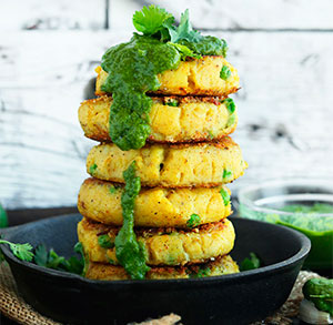 receta gratis samosa patata hindu