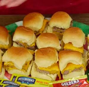 receta facil minihamburguesas rapidas