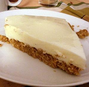 receta facil tarta de limon Sara Carbonero