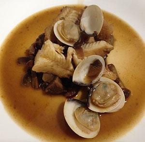receta facil de merluza a la sidra