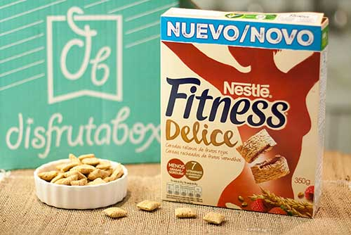 Cereales disfrutabox